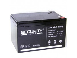 Аккумулятор 12V/12Ah SF1212 (150х98х95)