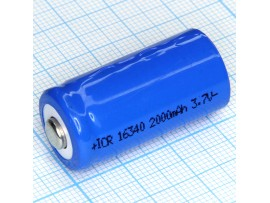 LIR123A акк. 3,7V/700mAh EEMB (LIR17335)