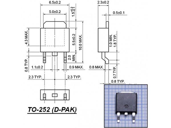 STD1NK60T4