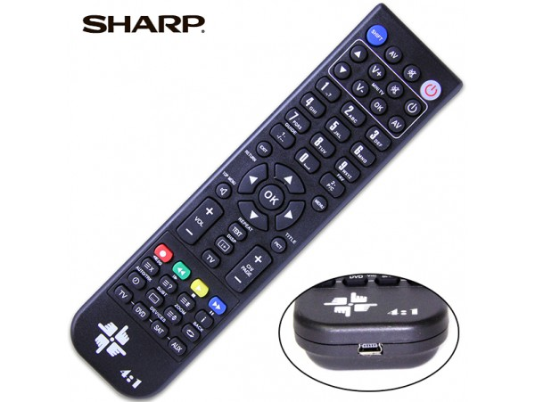 ПДУ Sharp GA903WJSA TV аналог