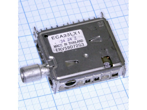 ECA33LX1 ENV59D72G3 тюнер TV (демонтаж)