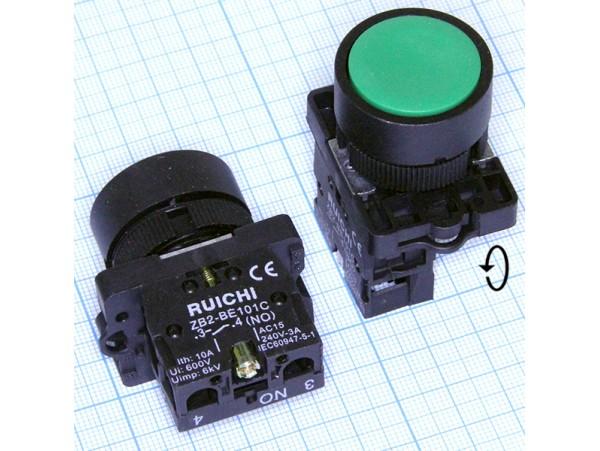 LXA2 (3SA5)-BA31 кнопка off-(on) ZB2-BE101C