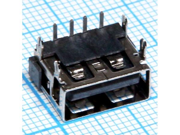 USBA-1JB REV розетка на плату
