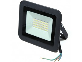 LEEK LE FL SMD LED7 50W CW BLACK прожектор IP65
