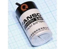 ER34615H-FT батарея 3,6V D Lithium FANSO