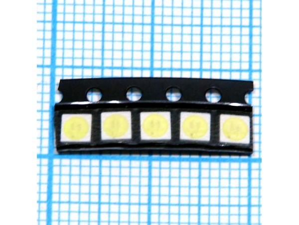 ЧИП LED TV 3030 6-6,5V 350mA (холод.белый) LEXTAR-3030