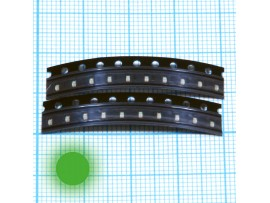 Чип LED 0603 зелёный 2V 20mA