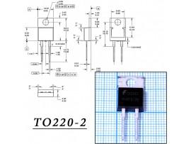RHR15120 диод быстрый (15A,1200V)