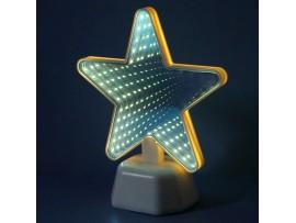 Светильник ночникLE LED NL-833 0,4W Роза