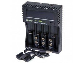 HTRC 4 Устройство зарядное для акк Li-Ion Li-fe Ni-CD