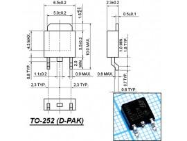 ACS120-7S симистор 2A/700V