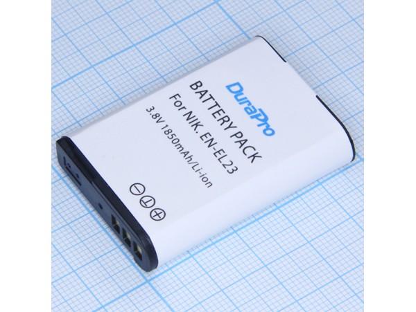 EN-EL23 Nikon акк. 3,8V/1700mAh CS-NKP600MX