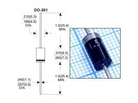 1,5KE130A диод защитный