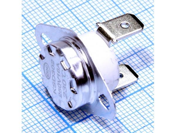KSD-301-230С 250V16A Термостат нормально замкнутый