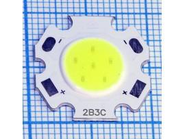 Модуль LED 3W 10V 6000K 90LM