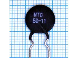 NTC-5D11 (MF72-5D11)  Термистор