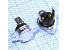 KSD-301-140С 250V10A термостат с выкл. норм. замкнутый