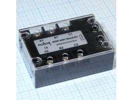3SSR 440V 80A (Z)D3 (3-32v) реле твердотельное