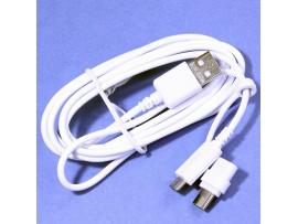 Шнур USB=micro USB c переходником Type-C 2 in 1