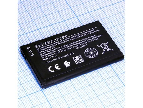 BL-4UL аккумулятор для Nokia