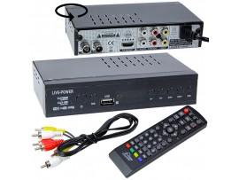 ОРБИТА HD-911C ресивер эфирный+кабельный
