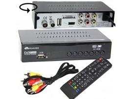 HUAVEE ресивер DVB-T2+ DVB-C