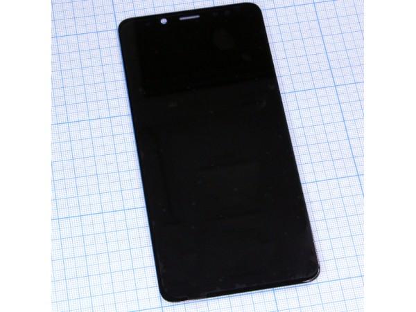 Xiaomi Redmi Note 5/5 Pro Дисплей+тачскрин,чёрный,ориг.