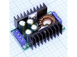 XL4016 преобр.напр. 8-32VDC => 1-28VDC/8А 300W