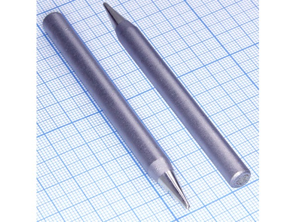 Жало REXANT для паяльника 100 Вт, d=7,5 мм, тип конус