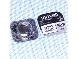 Элемент питания 1,55V SR916SW Maxell серебряно-цинковый