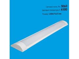 TL-1200-36W-6500K светильник IP44 1200x75x30