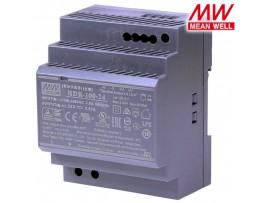 БП 24V3,83А на DIN рейку HDR-100-24 Блок питания