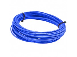 Провод 18AWG синий высокотемпературный силикон