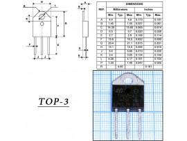 TPDV1240 тиристор