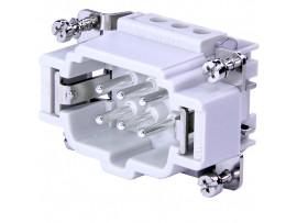 936010215 Molex вилка (вкладыш), 6К+E