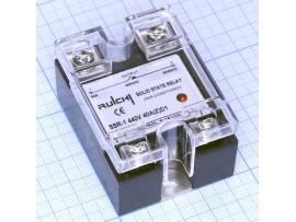 SSR-1 440V 40A (Z)D1 (4-16VDC) реле твердотельное