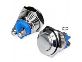 GQ16-N3 250V/2A off-(on) антивандальная кнопка