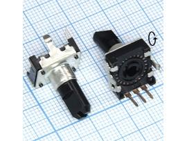 EC12 Энкодер L=15