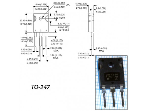 IRFP350