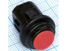 KA6-11FAA-RB 250V/3A off-on красная кнопка