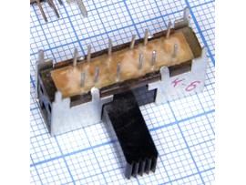 ПД11-6 переключатель движковый