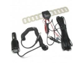 Комплект АВТО DVB-T2 антенна + адаптер