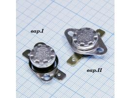 KSD-301-130С 250V10A Термостат нормально замкнутый