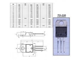 L7805CV(U=5V;1,5A)