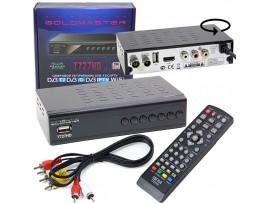 D-COLOR DC955HD ресивер кабельный + эфирный DVB-T2 -С