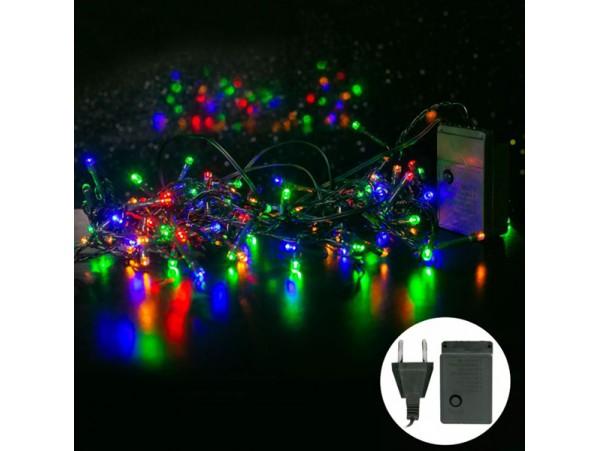 Гирлянда КОС 30LED RGB Новогодний микс3 4,4м