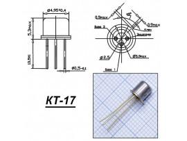 КТ203А (Uкэ=60В; h21э>9)