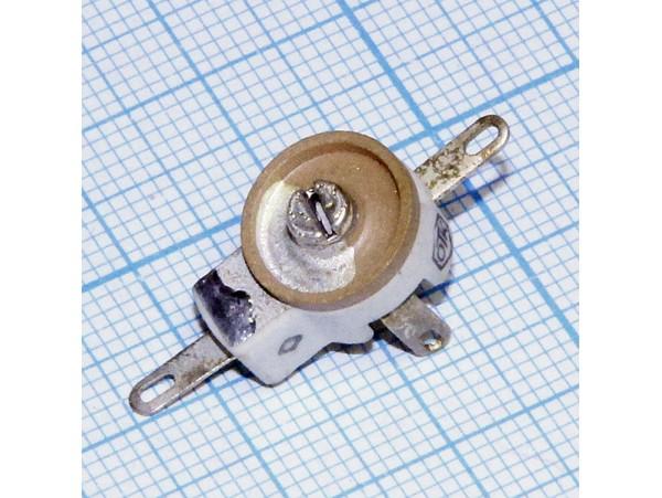 КПК500-8/30pF Конд.подстр.(Триммер)