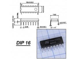 TDA1220B