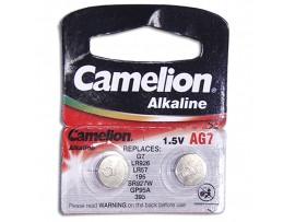 Элемент питания G07 Camelion